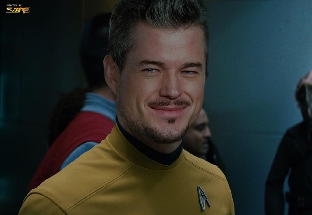Star Trek: The New Frontiers :: Biography - John Chandler
